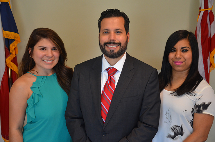 The Gracia Law Firm - From Left to Right: Jonathan Gracia